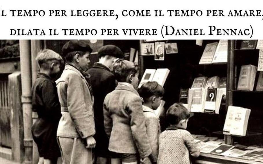 Daniel Pennac - Il tempo per leggere, come il tempo per amare, dilata il tempo per vivere