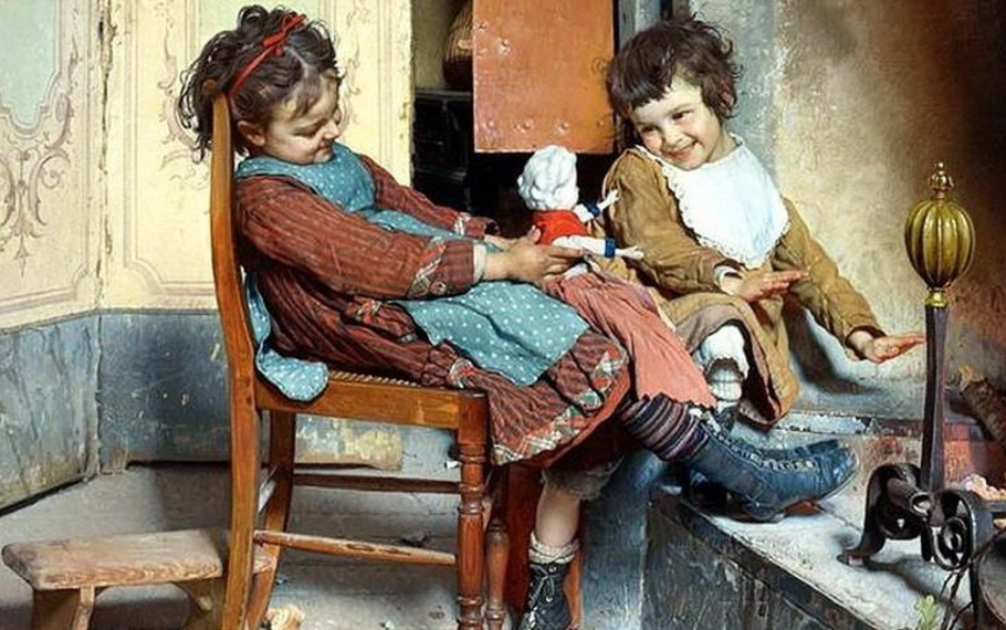 Gianni Rodari - Bambini e bambole