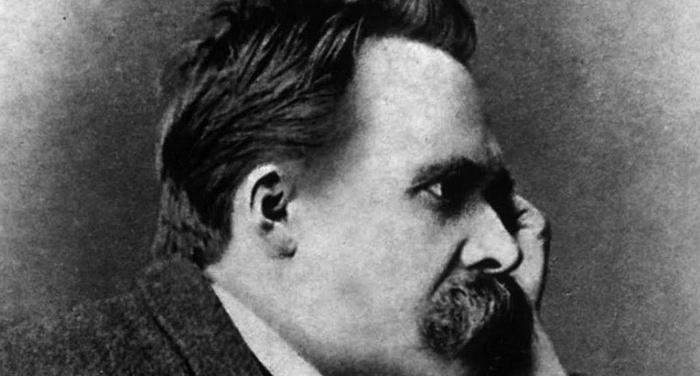 Friedrich Nietzsche - Il vero pensatore rasserena e allieta sempre