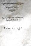 Rebuffi - Concordata inter sanctiss. dominum nostrum - 1555