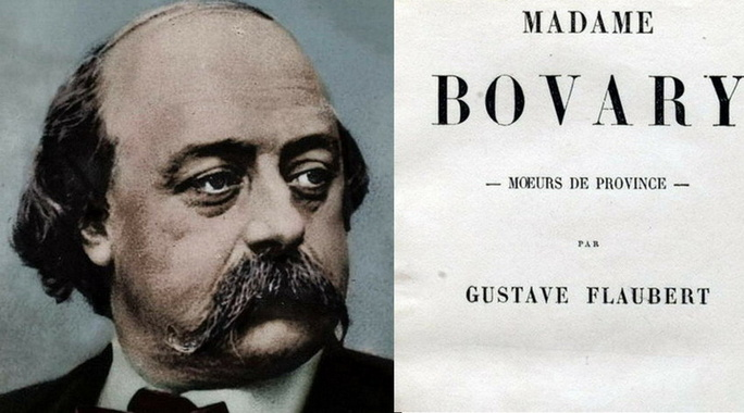 Gustave Flaubert - Madame Bovary