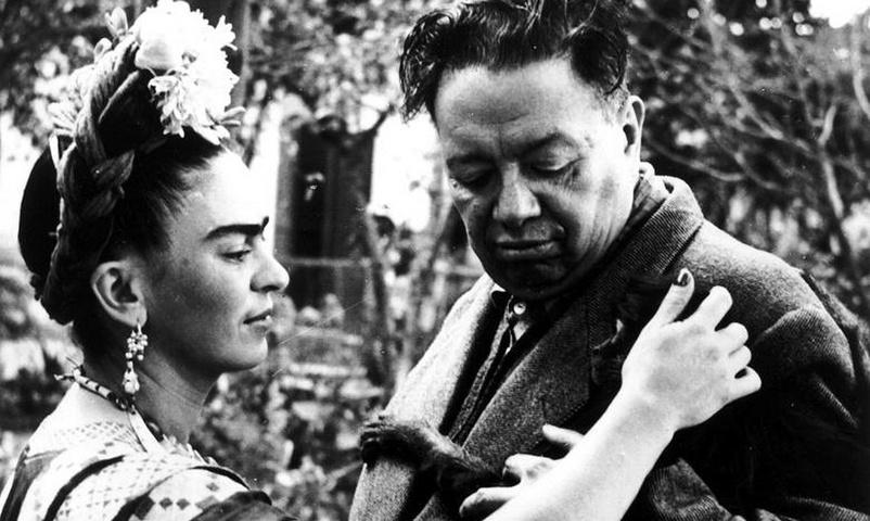 Frida Kahlo - Poesia dedicata a Diego Rivera