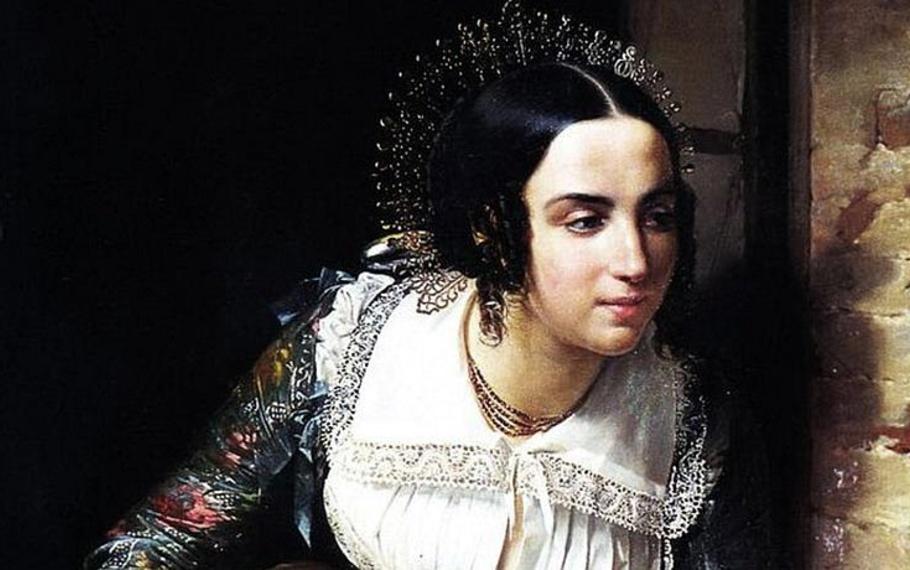 Alessandro Manzoni - Il pianto di Lucia