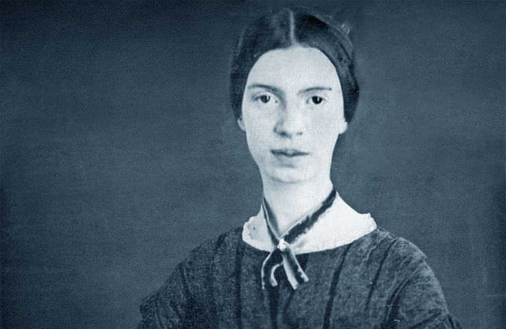Emily Dickinson - Bevvi un sorso di vita