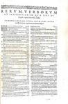 Un capolavoro del pensiero politico: Jean Bodin - De republica libri VI - 1586 (rara prima edizione)