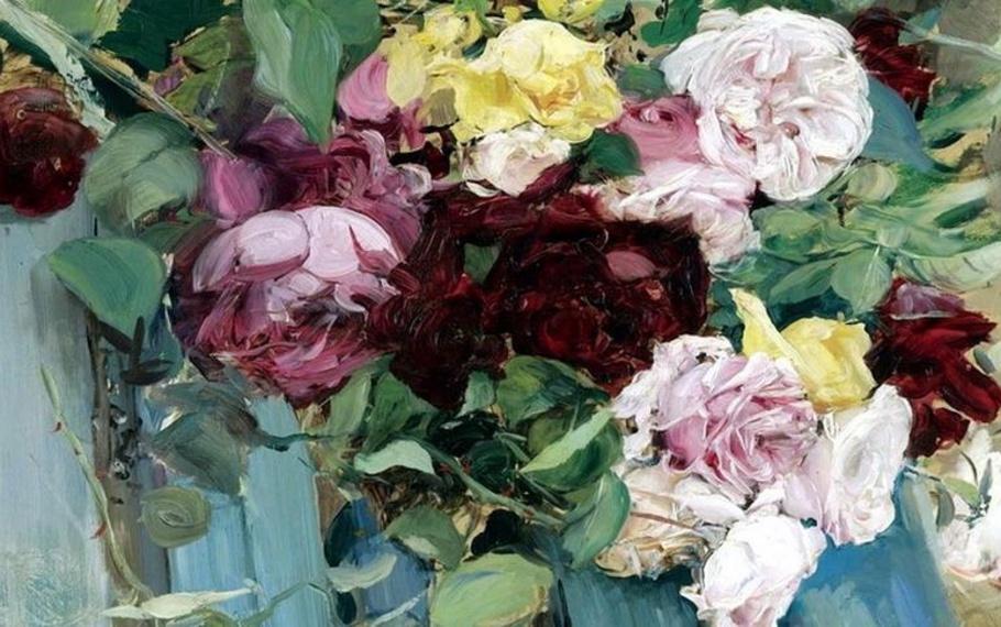 Rainer Maria Rilke - L'intimo delle rose
