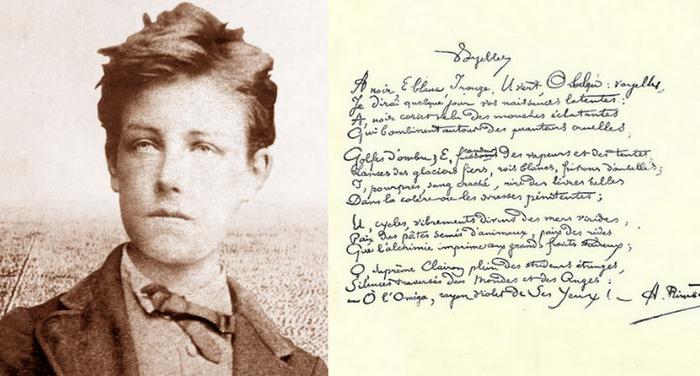 Arthur Rimbaud - Il Poeta si fa veggente
