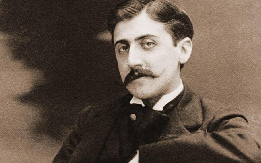 Marcel Proust - Cambiare le cose secondo il nostro desiderio o cambiare desiderio?