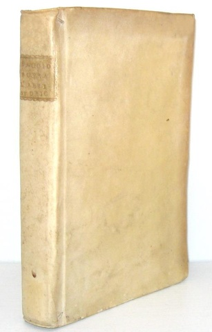 Il mestiere di storico: Galeani Napione - Saggio sopra l'arte storica - 1773 (rara prima edizione)
