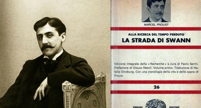 Marcel Proust - Alla ricerca del tempo perduto