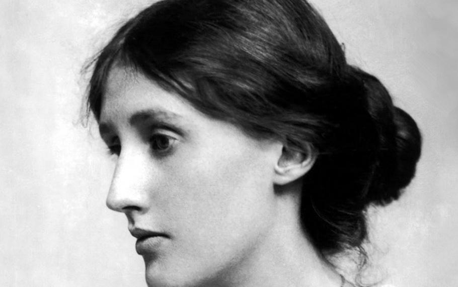 Virginia Woolf - Cinque facce davanti a me ...
