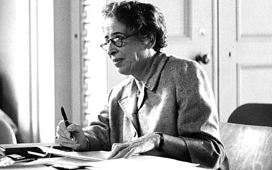Hannah Arendt - Solo il Bene ha profondità e può essere radicale