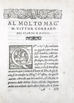 Domenico Scevolini - Discorso sull'astrologia giudiziaria - Venezia 1565 (rara prima edizione)