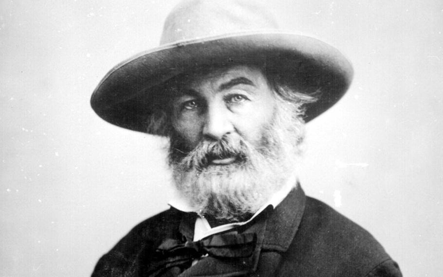 Walt Whitman - Tutto vale