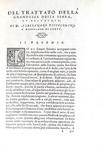 Alessandro Piccolomini - Della grandezza della terra et dell'acqua - Venezia, Ziletti 1561