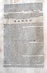 Bolle di Pio IV sull'uso armi e sul diritto criminale - Roma, Blado 1565