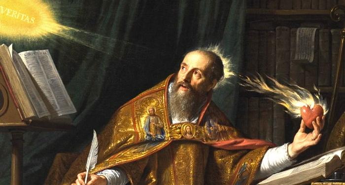 Sant'Agostino - Letture, passioni e illuminazioni