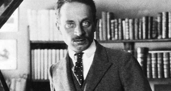 Rainer Maria Rilke - Infanzia