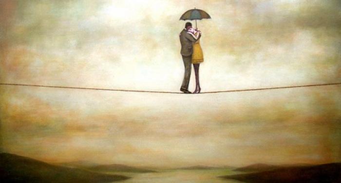 Alessandro D'Avenia - Stare in equilibrio sul filo della vita