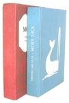 Heman Melville - Moby dick o la balena. Traduzione di Cesare Pavese - Torino 1950 (terza edizione)