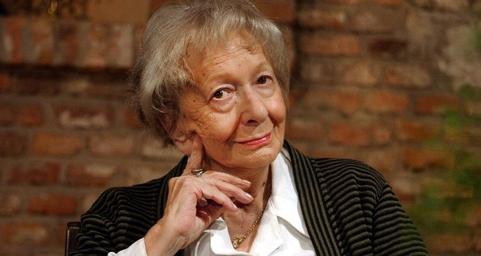 Wislawa Szymborska - Un appunto