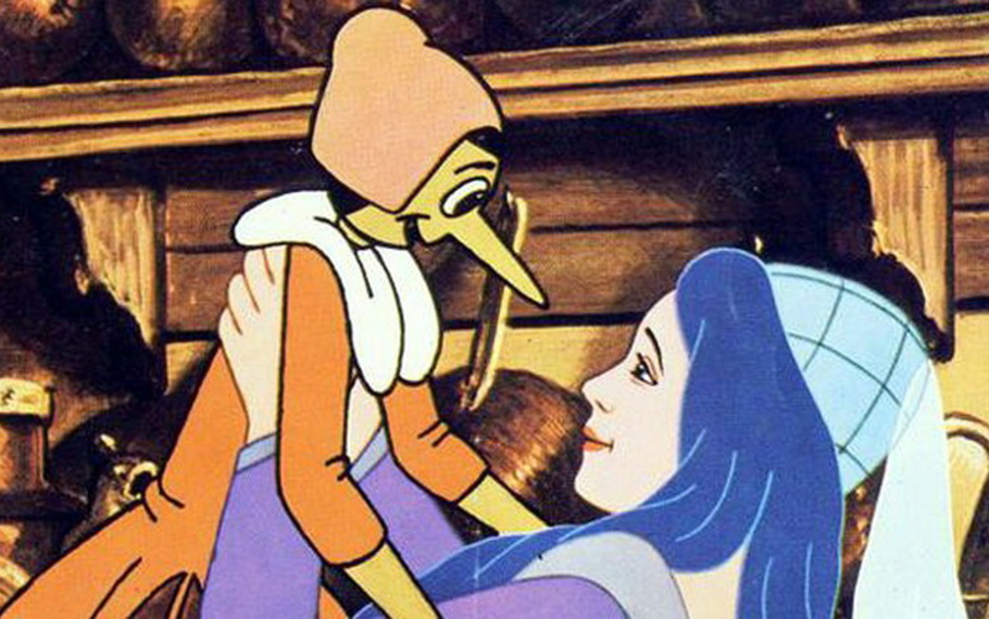 La Fata a Pinocchio - Guai a lasciarsi prendere dall'ozio!