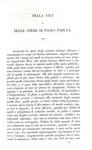 Un classico della politica cinquecentesca: Paolo Paruta - Opere politiche - 1852 (bella legatura)