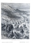 Michaud - Storia delle crociate. Adorna di cento grandi composizioni di Gustavo Doré - Sonzogno 1888
