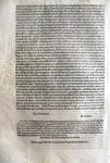 Bolla di Pio V che disciplina in senso restrittivo i benefici ecclesiastici - Roma, Blado 1569