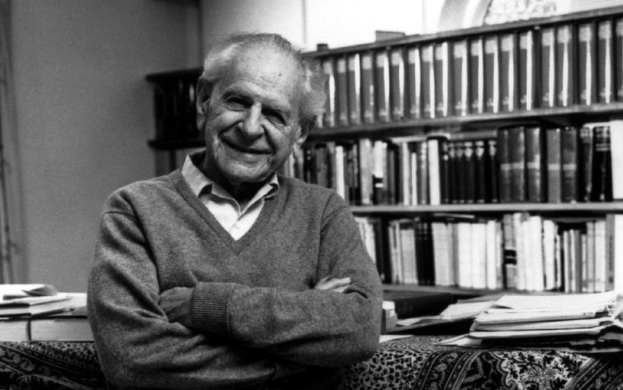Karl Popper - L'illimitata libertà economica può essere auto-distruttiva