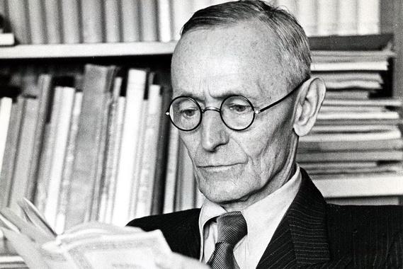 Hermann Hesse - Quando mi sprofondo in un bel libro