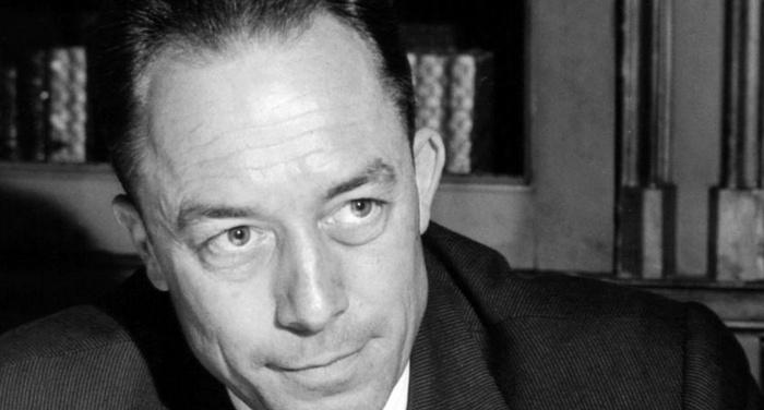 Albert Camus - Le tre categorie di esseri umani