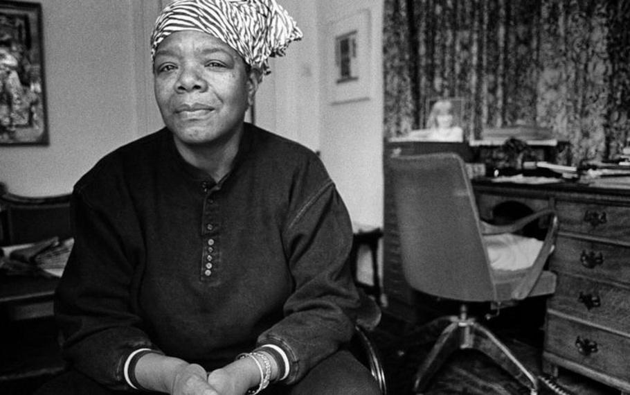 Maya Angelou - Ancora mi solleverò