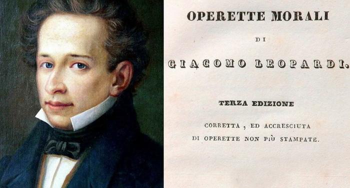 Giacomo Leopardi - Dialogo di un venditore di almanacchi e di un passeggere