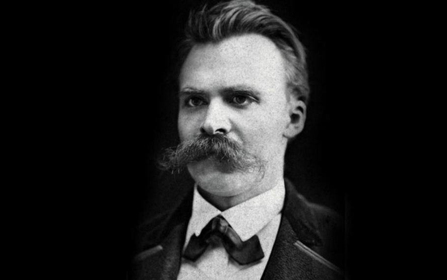 Friedrich Nietzsche - L'amore è una finzione
