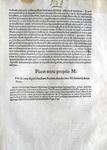 Bolla di Pio V che disciplina la gestione dei prigionieri - Roma, Blado 1571