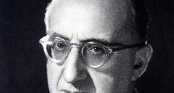 Roberto Ridolfi: ritratto di Leo S. Olschki