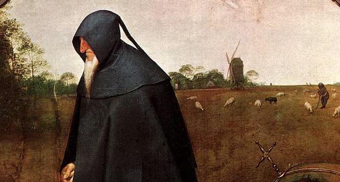 Bernardo Cattarinussi - Esistono tre tipi di misantropo