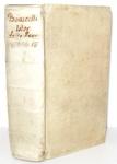 La moda nel Seicento: Jean Baptiste Thiers - Istoria delle parrucche - 1702  (rara prima edizione)