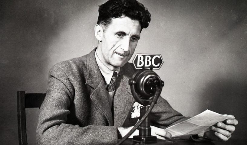 George Orwell - L'uomo è l'unica creatura che consuma senza produrre