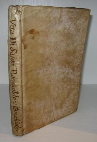 Crocetti - La schuola della christiana filosofia aperta nella vita di S. Romualdo - 1685