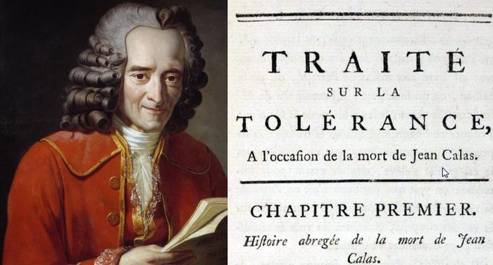 Voltaire - Preghiera a Dio (Trattato sulla tolleranza)