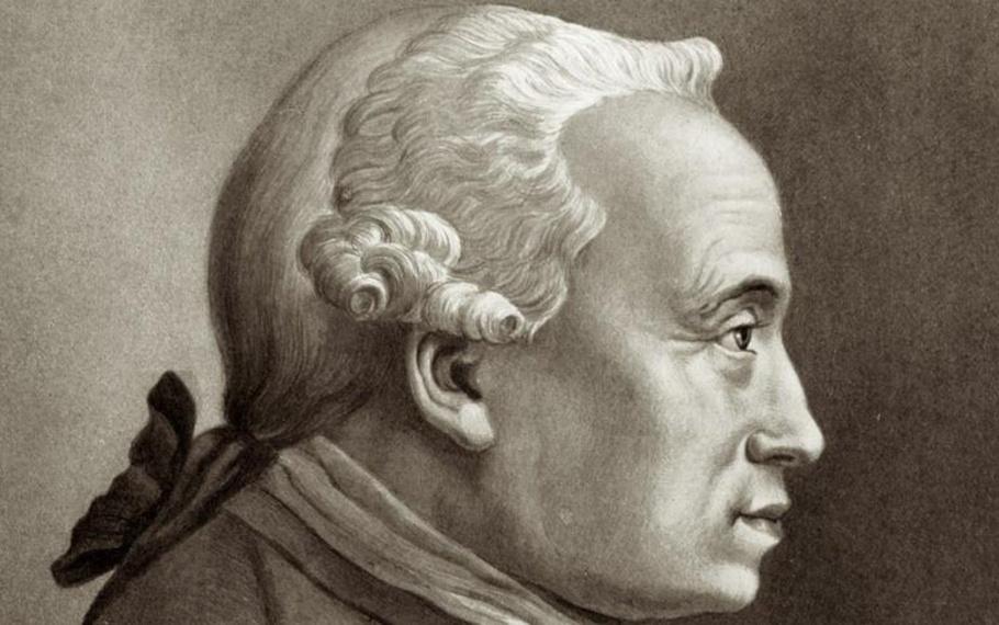 Immanuel Kant - Il piacere è soggettivo