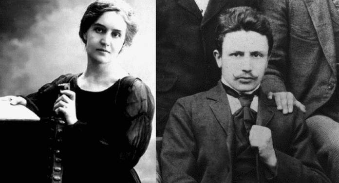 La lettera d'amore di Sibilla Aleramo a Dino Campana (Agosto 1916)
