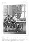 Dizionario biografico universale sulla vita e sulle opere degli uomini celebri - 1840 (belle tavole)