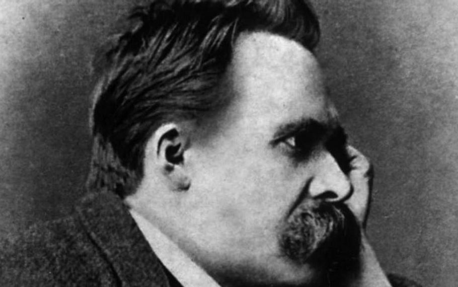 Friedrich Nietzsche - Chi è afflitto da gravi sofferenze