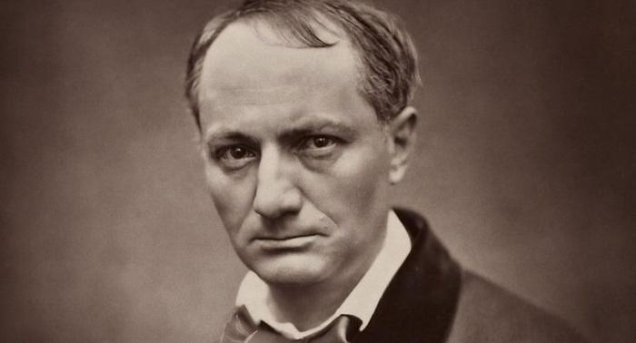Charles Baudelaire - Inno alla bellezza
