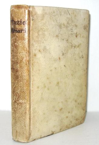 Achille Tazio - Amore di Clitofonte e Leucippe - 1598