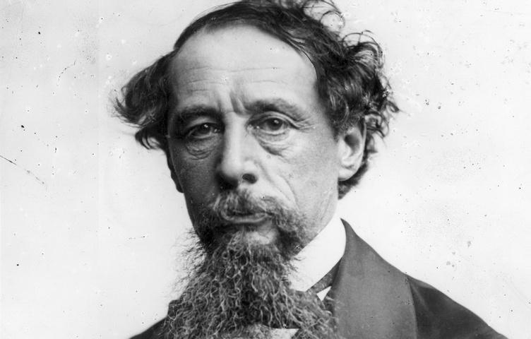 Charles Dickens - Unico spiraglio di luce in tanta tristezza erano i miei libri