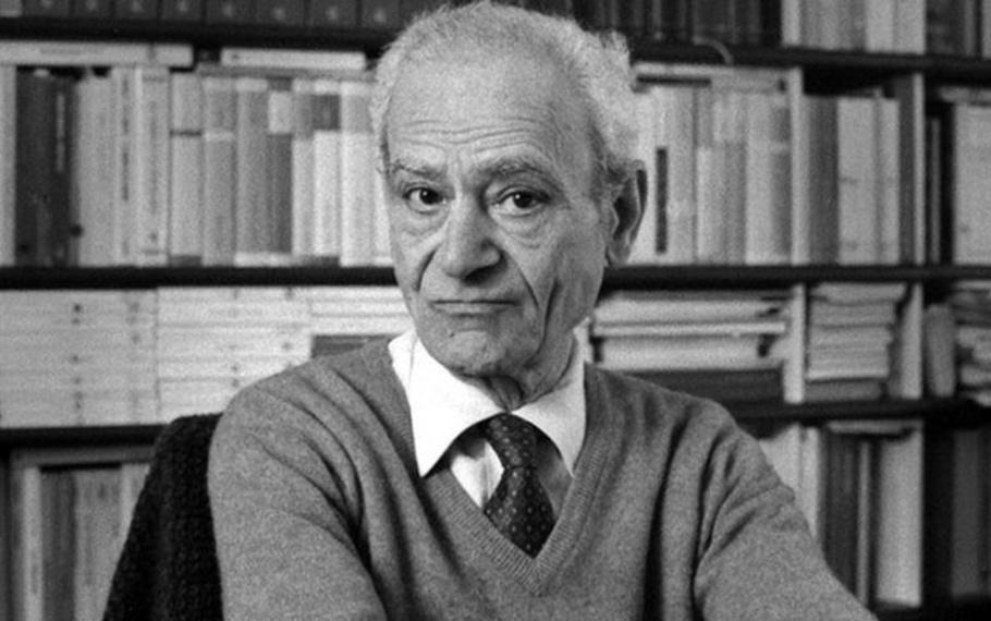 Giorgio Caproni - Generalizzando